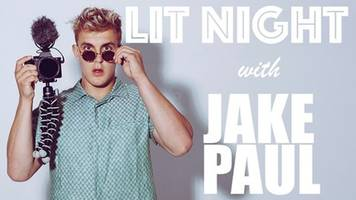 jake paul late-night show offering $50 incentive for fans to show up for taping
