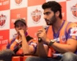 fc pune city co-owner arjun kapoor to get the laliga vip experience