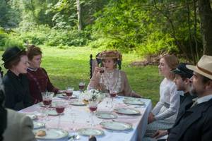 'the seagull' film review: all-star cast flourishes in chekhov adaptation