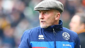 manager holloway leaves qpr after 18 months