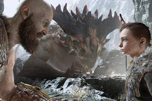 review: god of war - stephen mckeown gets his hands on the game of the year..already