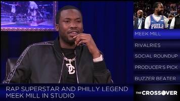 meek mill is free and hoping to make a difference