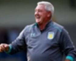 bruce hopes experience is key for villa in play-offs