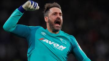 derby beat fulham in play-off semi-final first leg