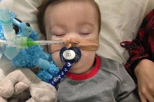 police have a message for well-wishers ahead of alfie evans funeral