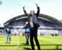 huddersfield town 0 arsenal 1: wenger bows out with first away win of 2018