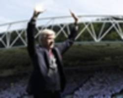 'merci arsene!' - arsenal lead tributes to wenger after final gunners match