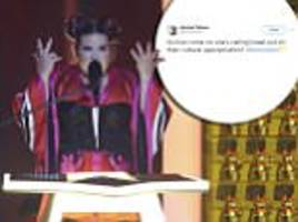 eurovision fans accuse israeli winner of cultural appropriation
