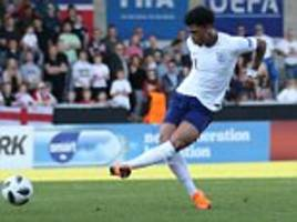 norway u17 0-2 england u17: arsenal's amaechi scored the second but will miss semi-final