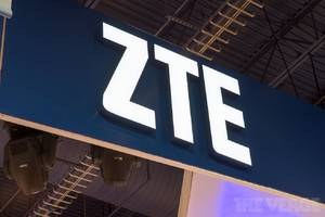 President Trump says that he is working to get ZTE 'back into business, fast'