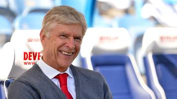wenger 'sad and emotional' after arsenal era ends with win at huddersfield