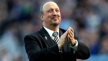 newcastle 3-0 chelsea: benitez pleased by magpies' 'commitment and passion'