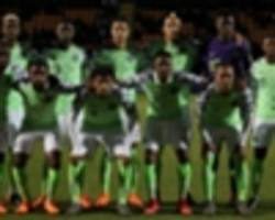 breaking news: junior lokosa in, brown ideye out as nigeria announce world cup preliminary squad
