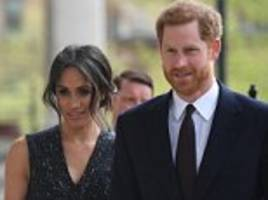 harry and meghan will stay in separate windsor hotels the night before their wedding