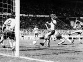 roger osborne on the goal that gave ipswich their only cup final win 40 years ago