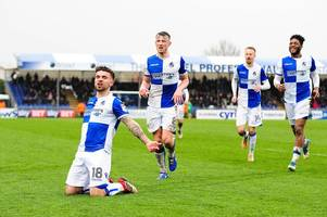 dom telford's bristol rovers loan assessed: why didn't he play more?