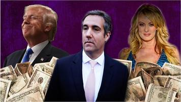 does trump's 'hush payment' to stormy daniels break law?