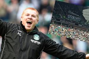 the sectarianism at hibs v rangers can only be solved by bringing in strict liability - watch our top team