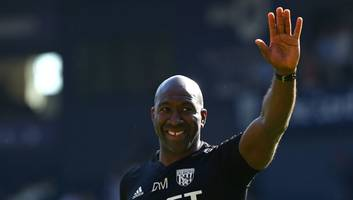 an ode to west brom's (almost) saviour darren moore - hero of the 2017/18 premier league season