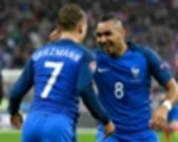 Griezmann branded Atletico's 'mister plus' by Europa League final foe Payet