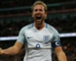 'harry kane is england's superstar' - spurs forward obvious skipper choice, says lampard
