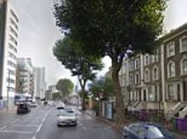 thugs sprayed man in the face and stole his iphone 10 in east london