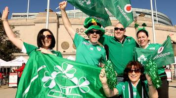 soldier field: ireland to play italy in chicago