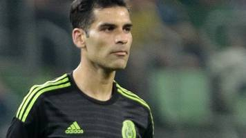 mexico's marquez on course for fifth world cup