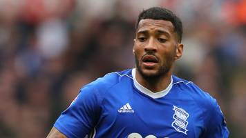 david davis: birmingham city midfielder signs one-year contract extension