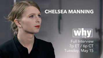 chelsea manning on whether governments can keep secrets