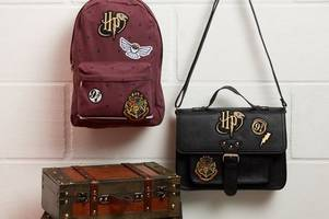 primark has launched an amazing new range of harry potter bags