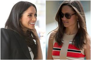 is this why meghan markle snubbed pippa middleton for the royal wedding reception?