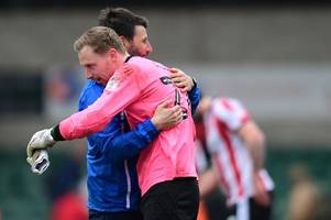 could lincoln city make goalkeeper ryan allsop's loan move permanent?