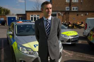 Knife crime like a fashion trend says one of Croydon's most senior police officers