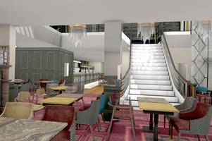 images show what the jd wetherspoon coming to midsomer norton will look like