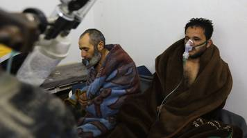 syria war: opcw says chlorine used in february attack