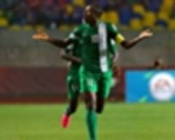nigeria won't just make up the numbers at world cup, says kelechi nwakali