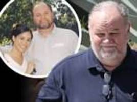 Meghan Markle's nephew says family still hope her father can make royal wedding