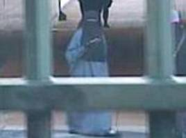 london teen being watched as she conducted surveillance on mi6 building