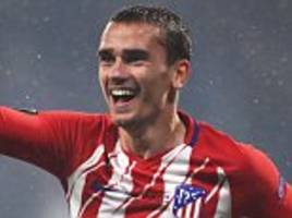 Marseille 0-3 Atletico Madrid: Antoine Griezmann seals his legacy with Europa League win