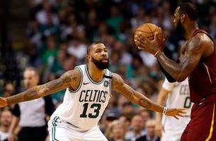 Skip Bayless details how the Celtics defeated LeBron's Cavs 107-94 in Game 2 of the Eastern Conference Finals