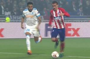 Griezmann extends Atletico lead over Marseille | 2017-18 UEFA Europa League Highlights