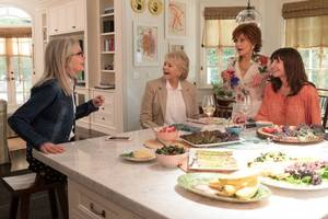 'book club' film review: women-of-a-certain-age sex comedy has poignancy beneath the pratfalls