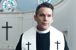 'first reformed' film review: paul schrader and ethan hawke channel robert bresson