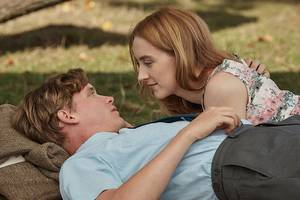 'on chesil beach' film review: saoirse ronan drama only starts out like a sex comedy