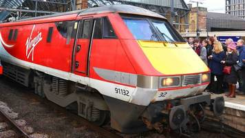 Give Scottish ministers a say on East Coast rail line, says Yousaf