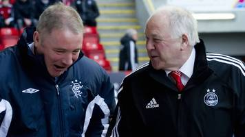 scotland: craig brown regrets leaving out ally mccoist from 1998 world cup squad