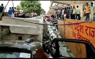 Committees set up to probe Varanasi flyover collapse accident
