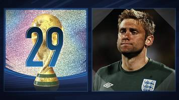 50 great world cup moments: england's rob green concedes an awful goal to usa - 2010