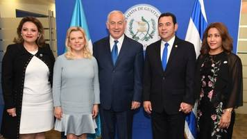 Guatemala Becomes Second Country To Move Israeli Embassy To Jerusalem